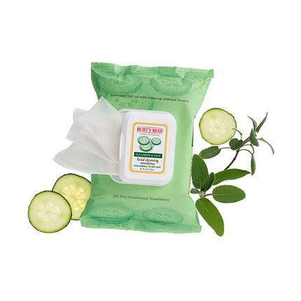 burts-bees-cucumber-y-sage-facial-cleansing-towelettes-792850018129