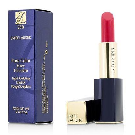 887167255753-Estee-Lauder-Pure-Color-Envy-Hi-Lustre-Light-Sculpting-Lipstick-230-Pretty-Shocking
